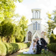 Wedding images at Cranberry Creek Gardens