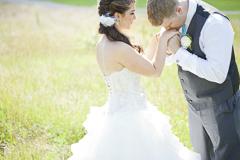 Gorgeous wedding photos in Hamilton
