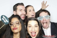 photo booth rental for a fundraiser in Toronto