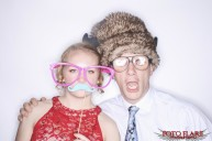 photo booth picture at Liuna Station