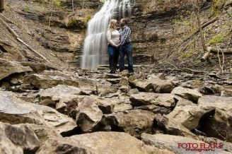 waterfall engagement locations