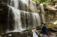 Engagement photos Websters falls Dundas