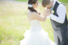 Gorgeous wedding photos in Hamilton