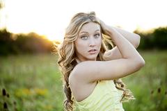 Stunning teen